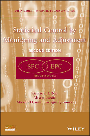 Statistical Control by Monitoring and Adjustment, 2nd Edition (0470148322) cover image