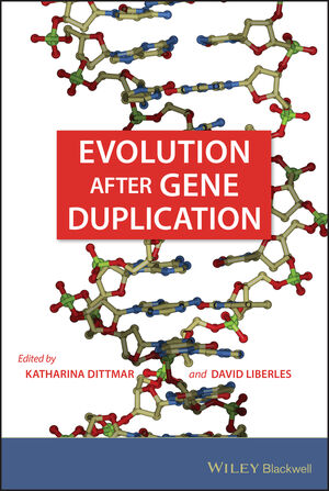 Evolution after Gene Duplication (0470593822) cover image