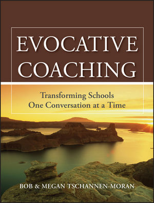 Evocative Coaching: Transforming Schools One Conversation at a Time  (0470630922) cover image