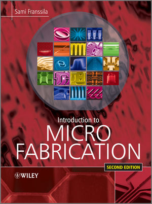 Introduction to Microfabrication, 2nd Edition (0470666722) cover image