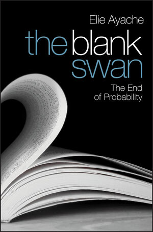 The Blank Swan: The End of Probability