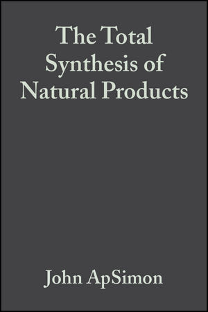 The Total Synthesis of Natural Products, Volume 3