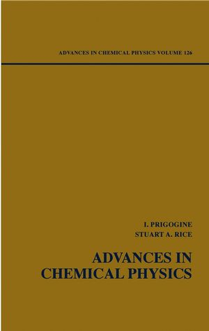 Advances in Chemical Physics, Volume 126