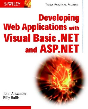 Developing Web Applications with Visual Basic.NET and ASP.NET (0471266922) cover image