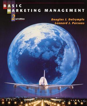 Basic Marketing Management, 2nd Edition