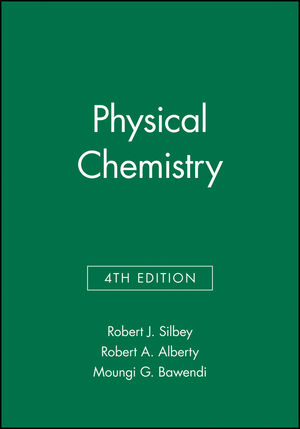 Solutions Manual to accompany Physical Chemistry, 4e