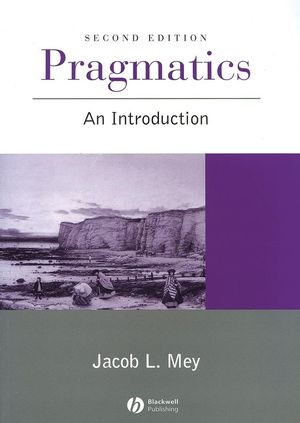 Pragmatics: An Introduction, 2nd Edition (0631211322) cover image
