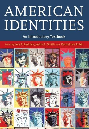 American Identities: An Introductory Textbook (0631234322) cover image