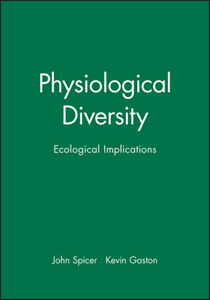 Physiological Diversity: Ecological Implications