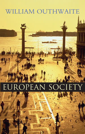 European Society (0745613322) cover image