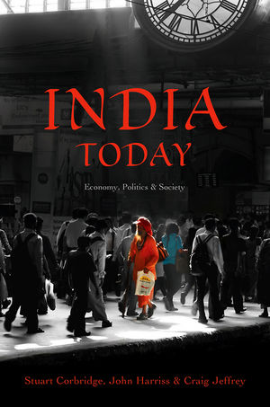 India Today: Economy, Politics and Society (0745661122) cover image