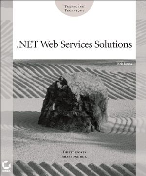 .NET Web Services Solutions (0782141722) cover image