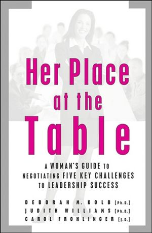 Her Place at the Table: A Woman