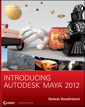 Introducing Autodesk Maya 2012 (1118088522) cover image