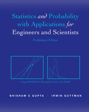 Statistics and Probability for Engineers and Scientists, Preliminary Edition