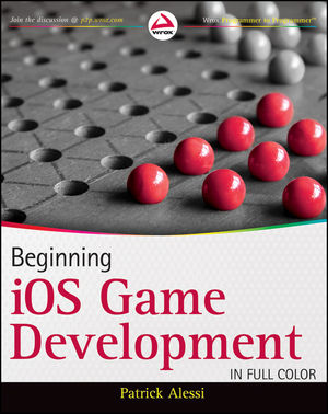 Beginning iOS Game Development (1118107322) cover image