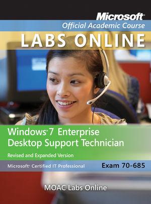 Exam 70-685: MOAC Labs Online