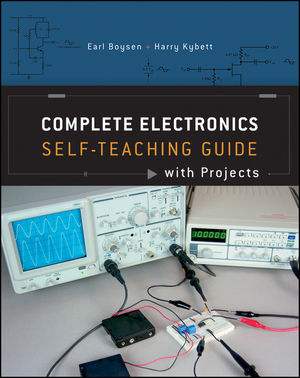 Complete Electronics Self-Teaching Guide with Projects (1118217322) cover image