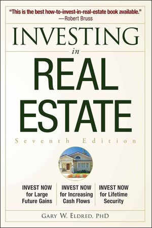 Investing in Real Estate, 7th Edition (1118240022) cover image