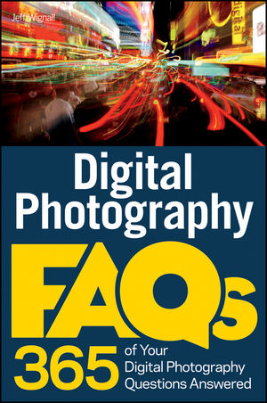 Digital Photography FAQs (1118462122) cover image