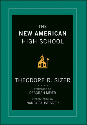 The New American High School (1118526422) cover image