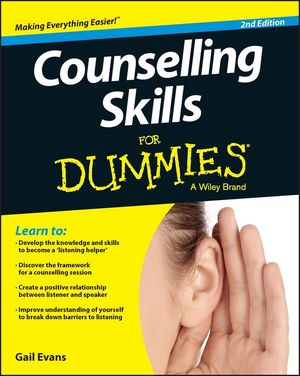 Counselling Skills For Dummies, 2nd Edition