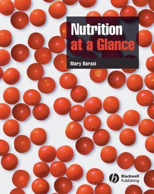 Nutrition at a Glance (1118682122) cover image