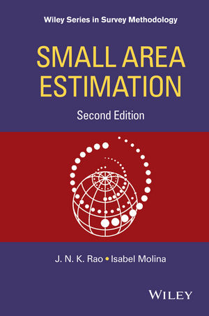 Small Area Estimation, 2nd Edition (1118735722) cover image