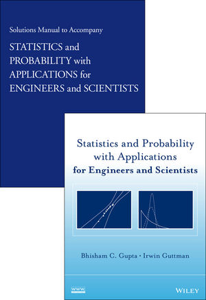 Statistics and Probability with Applications for Engineers and Scientists Set (1118789822) cover image