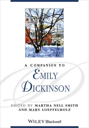 A Companion to Emily Dickinson (1118836022) cover image