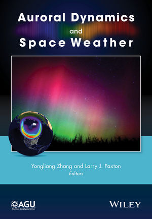 Auroral Dynamics and Space Weather (1118978722) cover image