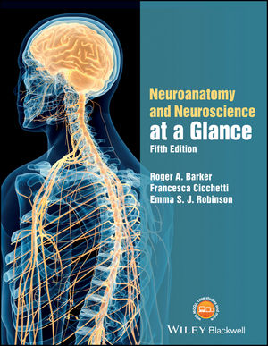 Neuroanatomy and Neuroscience at a Glance, 5th Edition (1119168422) cover image