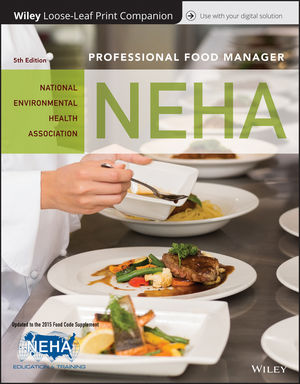 Professional Food Manager, Loose-Leaf Print Companion, 5th Edition