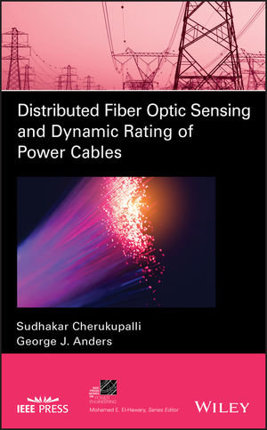 Distributed Fiber Sensing and Dynamic Ratings of Power Cable