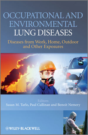 Occupational and Environmental Lung Diseases: Diseases from Work, Home, Outdoor and Other Exposures (1119957222) cover image