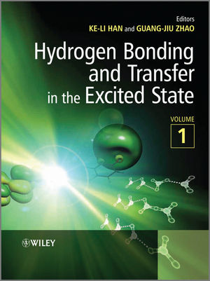 Hydrogen Bonding and Transfer in the Excited State, 2 Volume Set (1119972922) cover image
