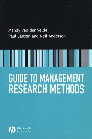Guide to Management Research Methods