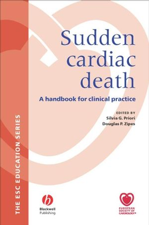 Sudden Cardiac Death: A Handbook for Clinical Practice (1405132922) cover image