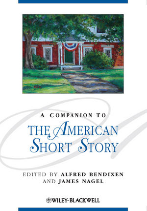 A Companion to the American Short Story (1444319922) cover image