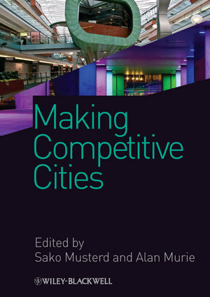 Making Competitive Cities (1444390422) cover image