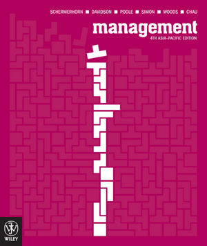 Management, 4th Asia-Pacific Edition