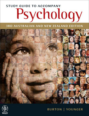 Psychology, Study Guide, 3rd Australasian and New Zealand Edition