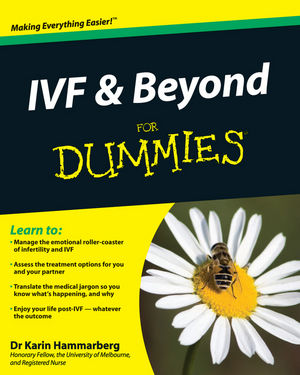 IVF and Beyond For Dummies (1742469922) cover image