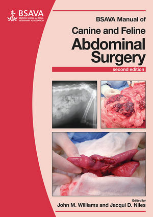 BSAVA Manual of Canine and Feline Abdominal Surgery, 2nd Edition
