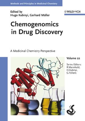 Chemogenomics in Drug Discovery: A Medicinal Chemistry Perspective (3527604022) cover image