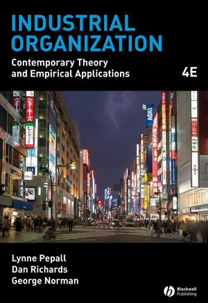Industrial Organization: Contemporary Theory and Empirical Applications, 4th Edition (EHEP001022) cover image