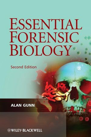 Essential Forensic Biology, 2nd Edition (EHEP002322) cover image