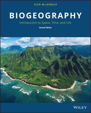 Biogeography, 2nd Edition (EHEP003722) cover image