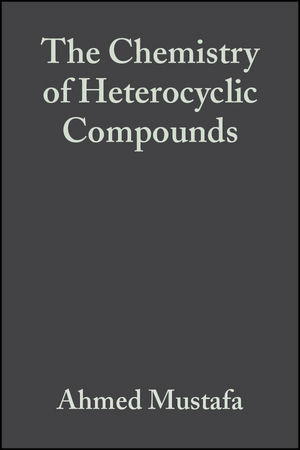 The Chemistry of Heterocyclic Compounds, Volume 23: Furopyrans and Furopyrones