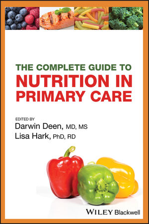 The Complete Guide to Nutrition in Primary Care (0470691123) cover image